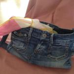 Jeans als Tasche