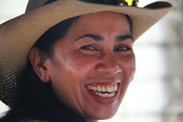 Ein Lächeln das die Welt verzaubert